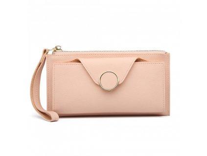 Dámská peněženka Dolly - růžová