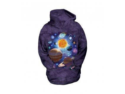 Dětská Mikina - Galaxie