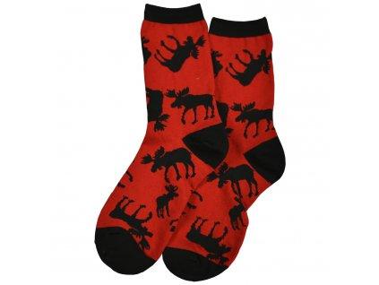 Dámské ponožky - Clasic Losy