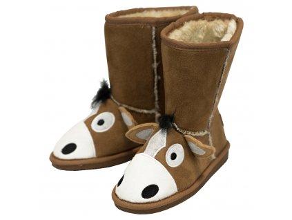 Roztomilé bačkůrky - kůň