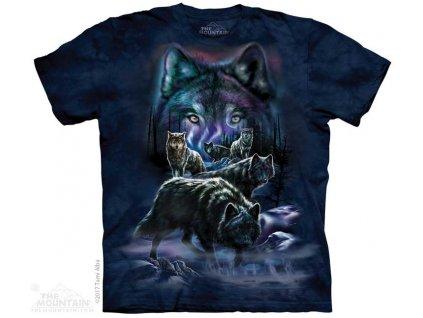 Tričko Magický Vlci