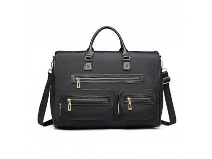 Velká cestovní taška Multipocket - černá