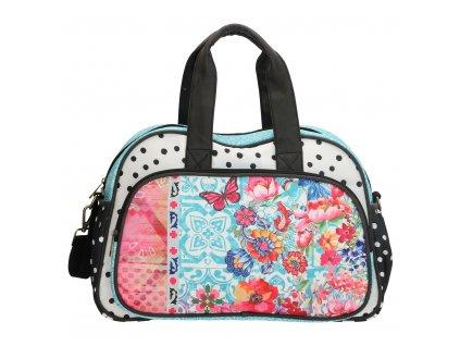Luxusní přebalovací taška MELLI MELLO - Bloem Multi