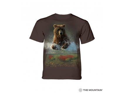 Tričko Medvěd ve Vodě - Dětské