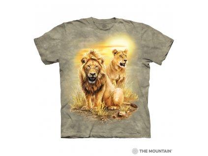 Tričko Lev s lvicí