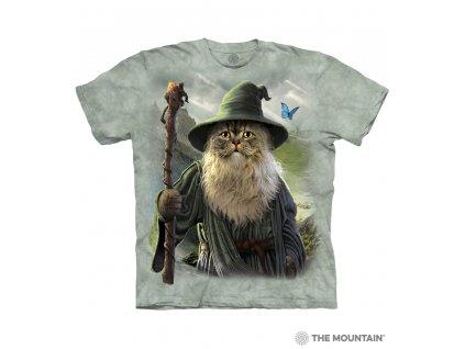 Tričko Kočka Gandalf