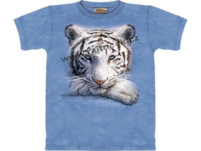 Tričko Resting Tiger - Dětské