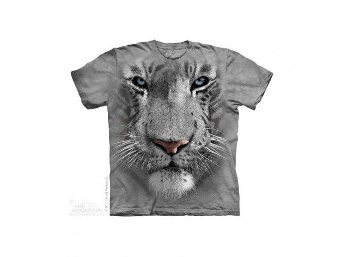 Tričko Bílý Tygr - Dětské - 2017