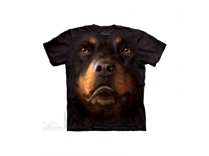 Tričko Rottweiler - Dětské