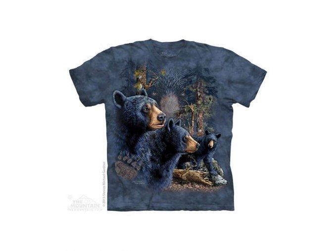 Tričko Medvědi - Dětské