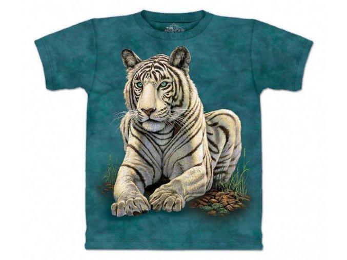 Tričko Tygří pohled - Dětské