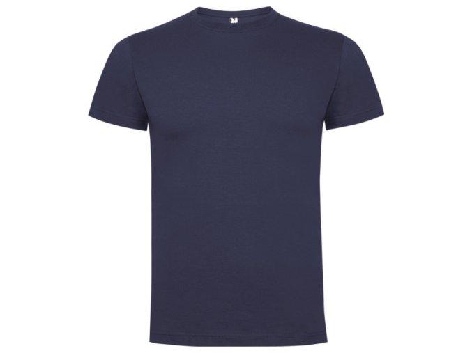 Pánské Tričko Denim Modré