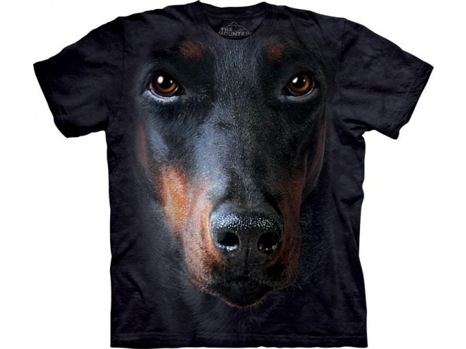 Tričko Doberman Face