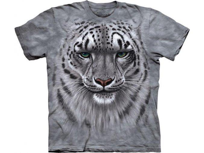 Tričko Snow Leopard Portrait