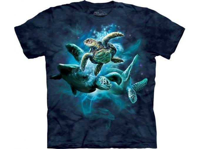 Koláž mořských želv - Dětské