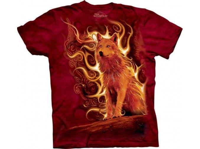 Tričko Vlk Phoenix