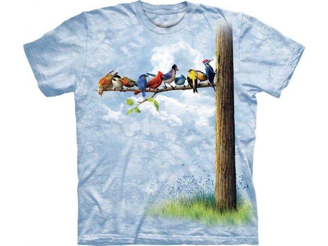 Tričko Ptačí strom