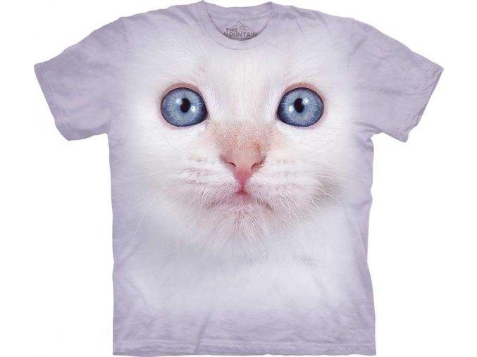 Tričko Bílé koťátko - Dětské