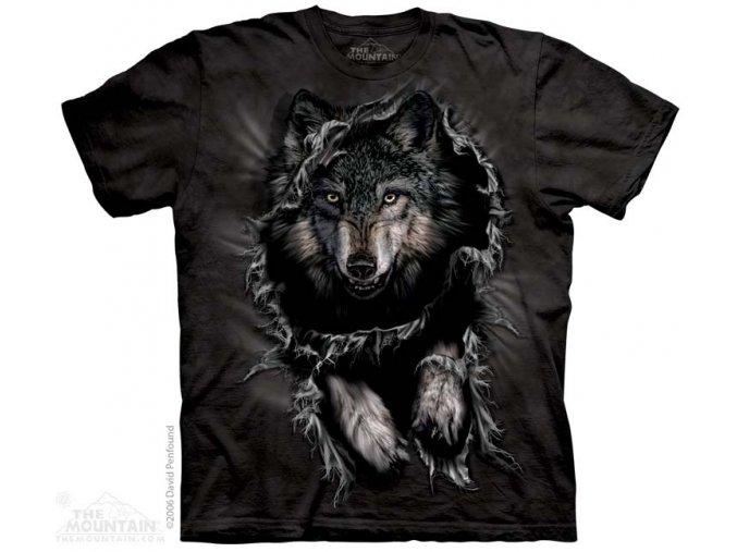 Tričko s vlkem - Breakthrough Wolf - Dětské - 2017