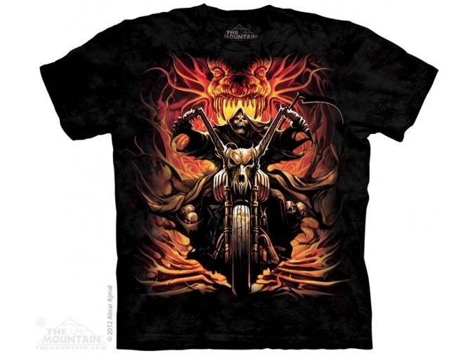 Grim Rider - Pánské tričko - 2017