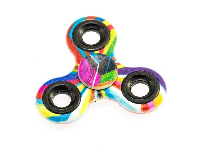 Fidget Spinner Barevný 1