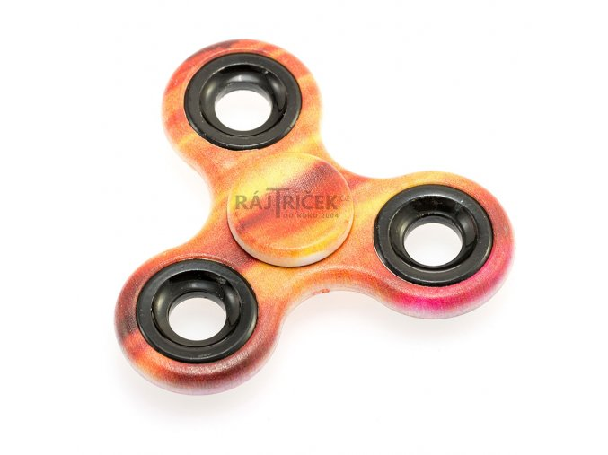 Fidget Spinner Barevný 11
