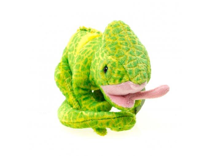 Plyšák Chameleon