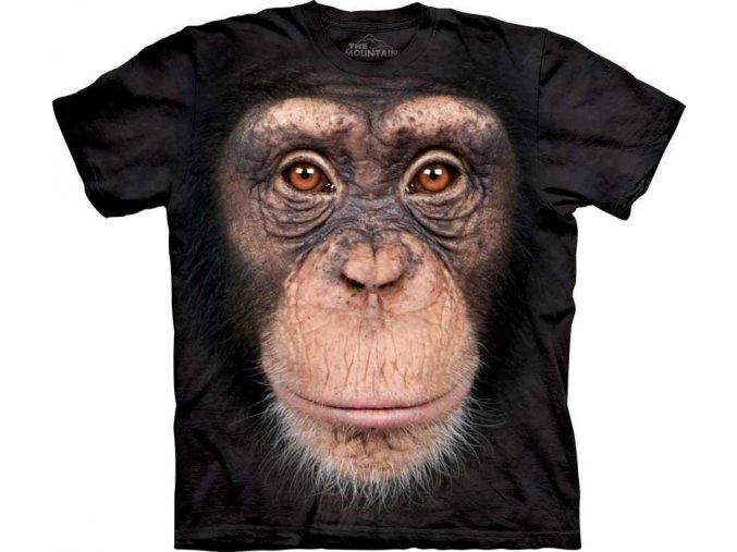 Tričko Šimpanz - Dětské - 2017