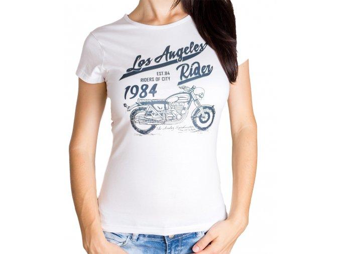 Motorka Los Angeles Tričko
