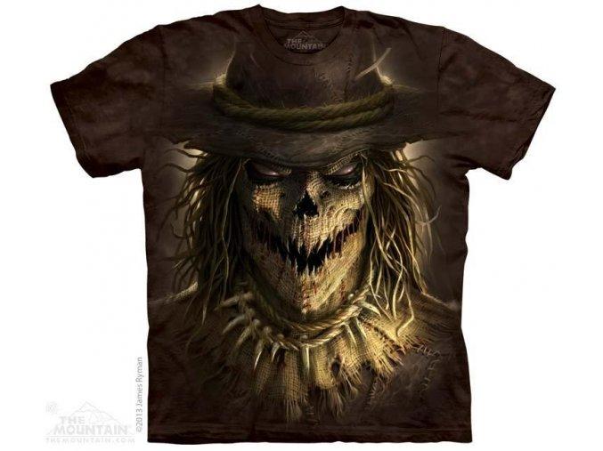 Tričko s potiskem strašák do zelí