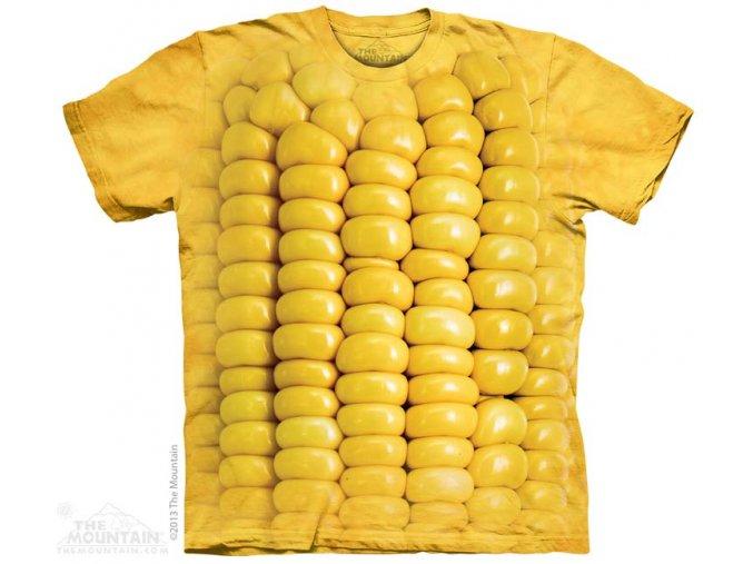 Tričko kukuřice
