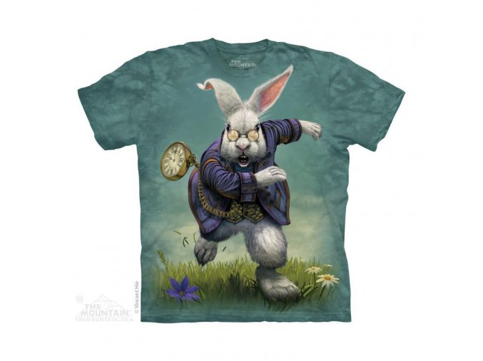 Tričko Zajíček s hodinkama