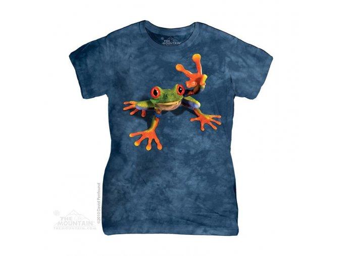 Tričko Žabička - Dámské