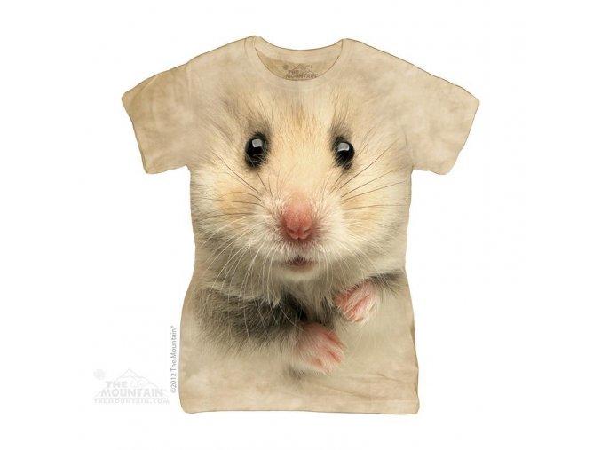 Tričko Křeček - Dámské