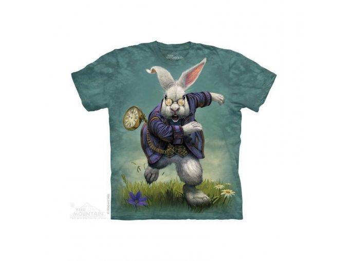 Tričko Zajíček s hodinkama - Dětské