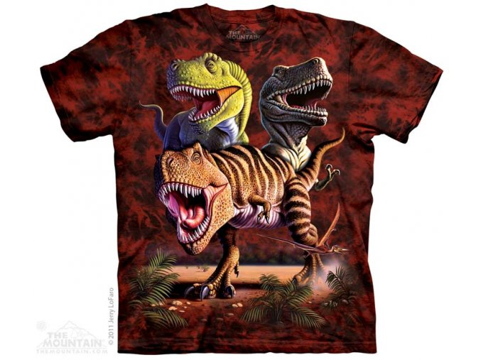 Tričko Dinosauři