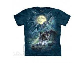 Tričko Vlk a Úplněk