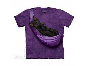 Tričko Kočička v kapsičce