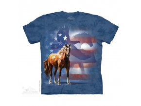 Tričko Americký Kůň