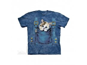 Tričko Kočička v kapsičce - Dětské
