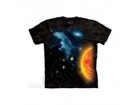 Tričko Vesmír - Dětské