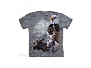 Tričko Zvířata - Dětské