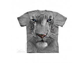 Tričko Bílý Tygr - Dětské