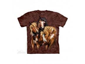 Tričko Koně - Dětské