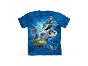 Tričko želvy - Dětské