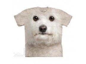 Tričko Bišonek Pes - Dětské
