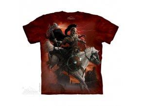 Tričko Mrtvý Rytíř na koni