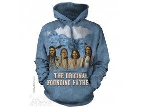 Mikina s Kapucí Otci zakladatelé