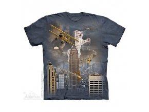 Tričko Kočka King Kong