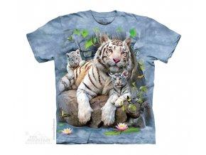 Tričko Bílí Tygříci - Dětské